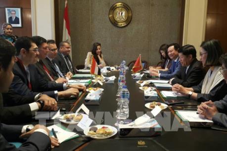 Ai Cập: Việt Nam là một trọng tâm trong chính sách hướng Đông