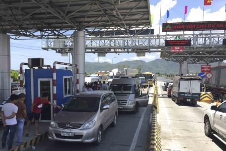 Tổng cục đường bộ chính thức kiểm tra thu phí tại trạm BOT Ninh Lộc từ 20/3