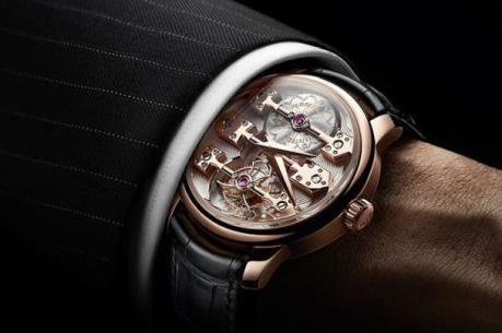 Thụy Sỹ tăng xuất khẩu đồng hồ sang Anh trước thời điểm Brexit