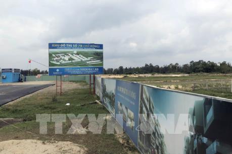 Thanh tra toàn bộ dự án bất động sản do công ty Bách Đạt An đầu tư