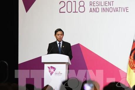 Singapore: Bức tranh về RCEP sẽ rõ ràng hơn vào tháng 5 tới