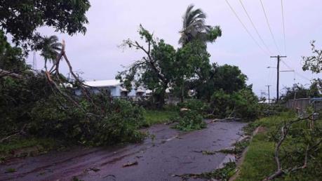 Australia: Hàng nghìn người phải sơ tán vì bão lốc xoáy