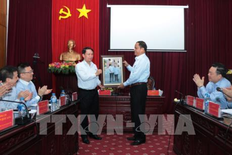 TTXVN hợp tác thông tin với tỉnh Bắc Kạn