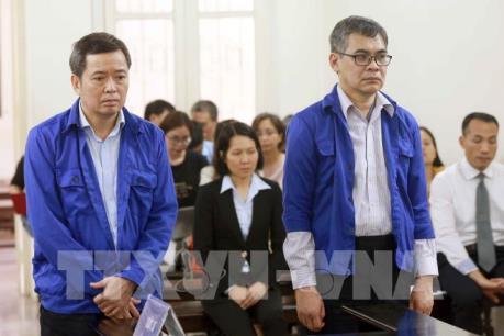 Tuyên án vụ lạm dụng chức vụ, quyền hạn tại Vietsovpetro