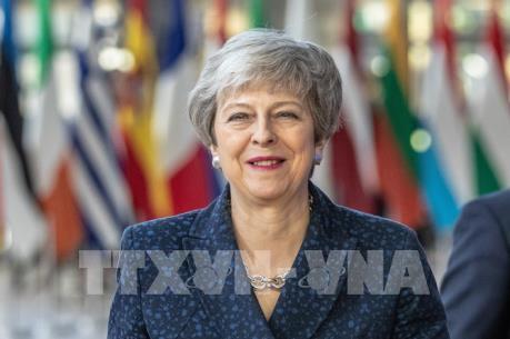 Anh chấp thuận kế hoạch lùi thời điểm Brexit đến 22/5