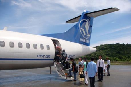 Vasco hủy 3 chuyến bay vì lý do kỹ thuật
