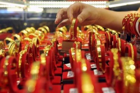 Thị trường vàng thế giới ghi nhận tuần tăng mạnh nhất hai tháng