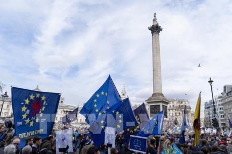 Anh muốn Brexit trước thời điểm bầu cử nghị viện Châu Âu