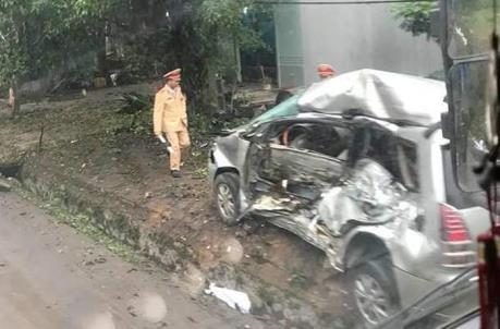 Tình hình nạn nhân vụ tai nạn giao thông nghiêm trọng tại Thái Nguyên
