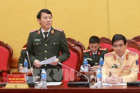 Bộ Công an lên tiếng về vụ việc ở chùa Ba Vàng