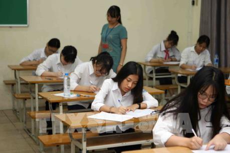 Sở GD-ĐT Hà Nội lên tiếng trước tin không cho học sinh kém thi vào lớp 10 công lập