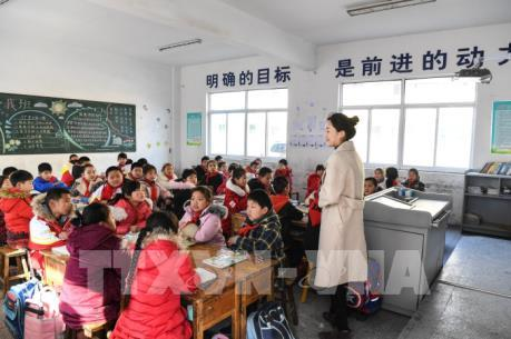 Bắt đầu xử lý môi trường vụ nổ nhà máy hóa chất ở Trung Quốc