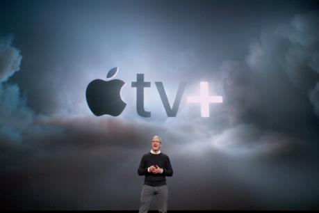 Apple trình làng dịch vụ truyền hình trực tuyến mới