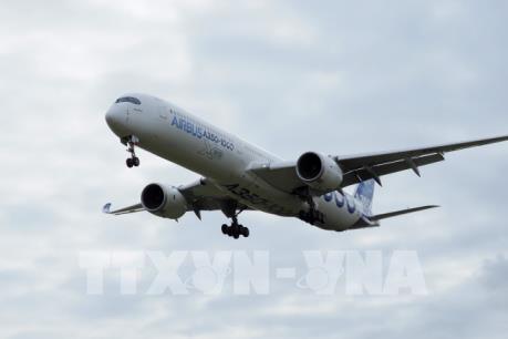 Mỹ giữ nguyên mức thuế 15% đối với máy bay do Airbus chế tạo
