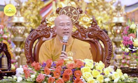 Đề xuất tạm đình chỉ các chức vụ của Đại đức Thích Trúc Thái Minh