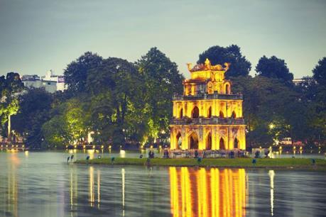 Hà Nội đứng thứ 15 trong Top 25 điểm đến ưa chuộng nhất thế giới