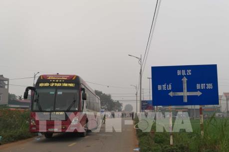 Vụ xe khách đâm đoàn người đưa tang ở Vĩnh Phúc: Một phút lơ đễnh gây ra tai nạn thảm khốc