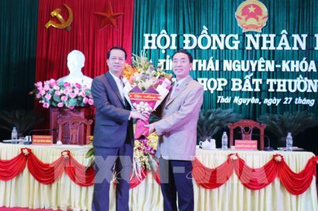 HĐND tỉnh Thái Nguyên bầu Phó Chủ tịch Ủy ban nhân dân