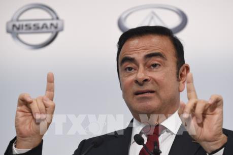 Thêm một bê bối liên quan cựu Chủ tịch tập đoàn Nissan