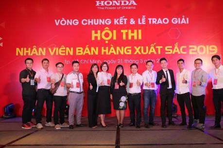 Honda Việt Nam nâng cao sự hài lòng của khách hàng trên toàn quốc