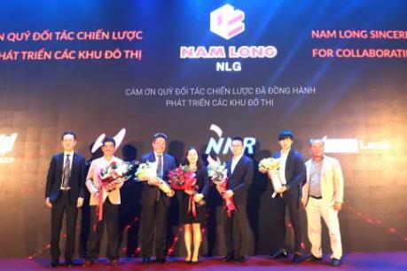 Tập đoàn Nam Long mở rộng thị trường ra phía Bắc