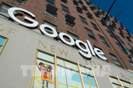 Google chịu sức ép mới từ Bộ Tư pháp Mỹ