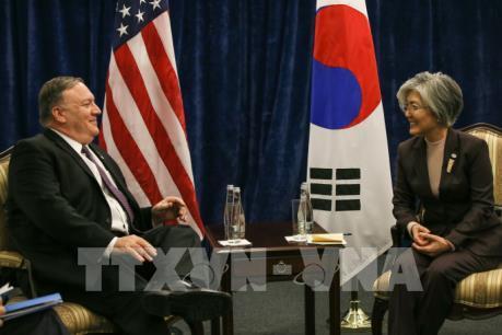 Mỹ - Hàn bàn biện pháp khôi phục đàm phán với Triều Tiên