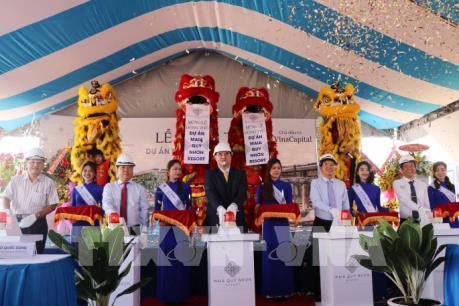 VinaCapital đầu tư dự án nghỉ dưỡng 4 sao tại Bình Định