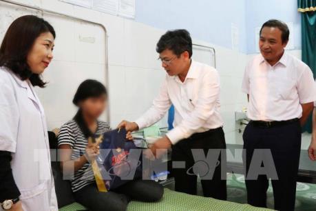 Yêu cầu công an vào cuộc xử lý vụ bạo lực học đường tại Trường THCS Phù Ủng