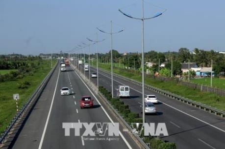 Cao tốc Trung Lương – Mỹ Thuận có thể thông tuyến cuối năm 2020