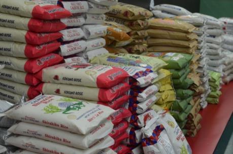 Xuất khẩu gạo của Thái Lan giảm cả khối lượng và giá trị