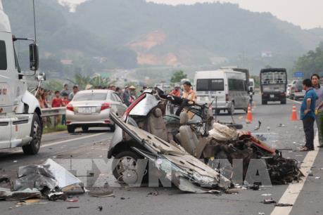 3 ngày nghỉ lễ, 66 người chết vì tai nạn giao thông