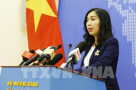 Việt Nam thực hiện mọi biện pháp bảo hộ công dân Đoàn Thị Hương