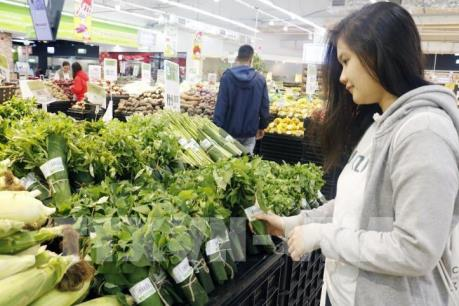 Hàng loạt kênh bán lẻ hiện đại dùng lá chuối gói thực phẩm