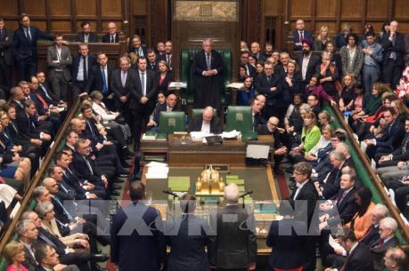 Hạ viện Anh bác đề xuất lựa chọn thay thế Brexit