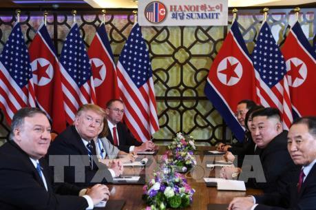 Mỹ hy vọng Hội nghị thượng định Mỹ- Triều có thể diễn ra trong vài tháng tới