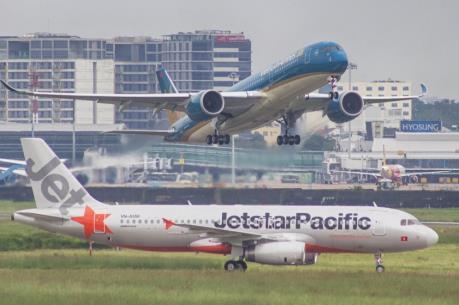 Vietnam Airlines và Jetstar Pacific cung ứng gần 1 triệu chỗ dịp lễ 30/4 – 1/5