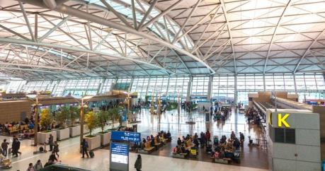 Sân bay Incheon  lập kỷ lục mới về số lượng hành khách
