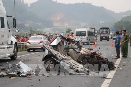 1.905 người chết vì tai nạn giao thông trong quý I