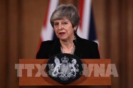Thủ tướng Anh đề nghị EU gia hạn thêm thời hạn Brexit