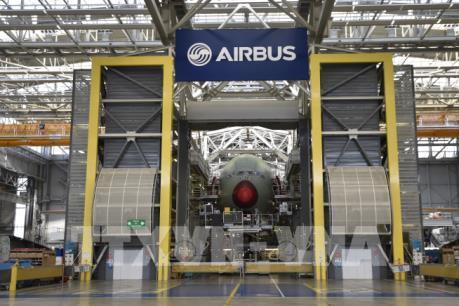 EU kêu gọi Mỹ ngừng áp thuế đối với máy bay Airbus và các sản phẩm khác của EU