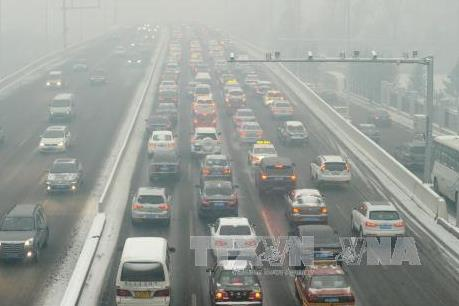 Cảnh báo tình trạng ô nhiễm không khí tại London, Anh