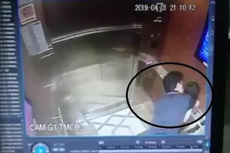 Vụ sàm sỡ bé gái trong thang máy: Viện Kiểm sát làm việc rõ vụ việc
