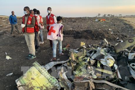 Vụ tai nạn máy bay Ethiopia: Công bố báo cáo đầu tiên