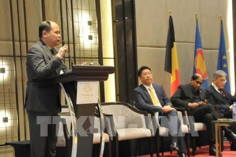 EVFTA sẽ tạo nhiều cơ hội cho doanh nghiệp Bỉ đầu tư tại Việt Nam
