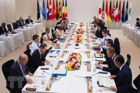 G7 cân nhắc rủi ro của tiền điện tử và đánh thuế doanh nghiệp công nghệ