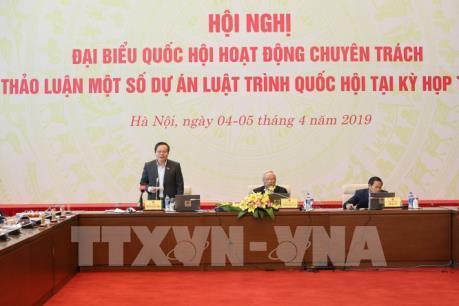 Xem xét tăng mức vốn đầu tư các dự án quan trọng quốc gia