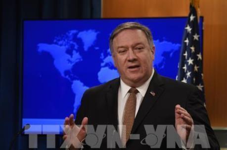 Ngoại trưởng Pompeo: Mỹ sẵn sàng đàm phán vô điều kiện với Iran