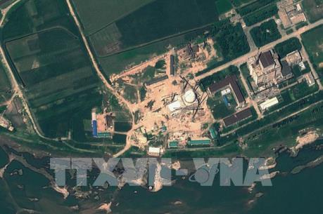 Hình ảnh vệ tinh ghi nhận hoạt động tại cơ sở hạt nhân Triều Tiên