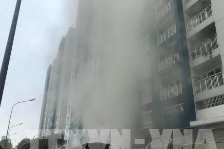 Kiến nghị nhiều vấn đề liên quan đến vụ án cháy chung cư Carina